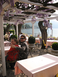 Bellagio Italy Dining