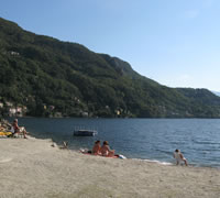 Bellano Beach Lake Como