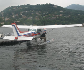 Como Sea Aeroplane Rental