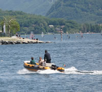 Lake Como Motorboat Rental