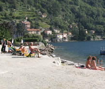 Lake Como Swimming