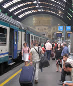 Milan Transportation - Trains