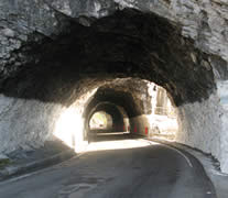 Lake Como Tunnel