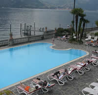 Villa Serbelloni Swimming Pool