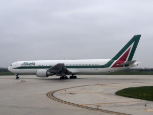 Alitalia Airfare to Italy