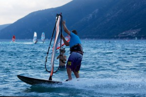 Things to do in Lake Como Italy - Windsurfing